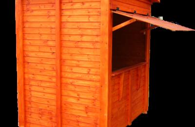 Έπιπλα Κήπου – Ειδικές Κατασκευές από ξύλο – Περίπτερο – Κιόσκι – Κωδ:035