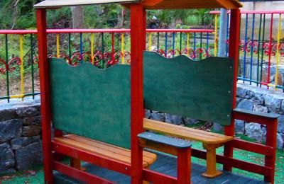Παιδικό Σπιτάκι Κήπου – Κωδ:020