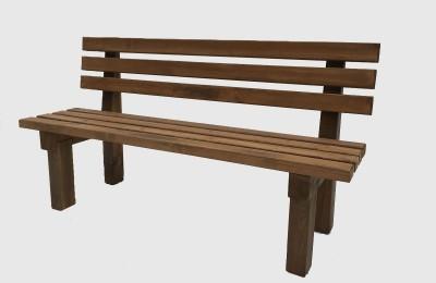 Παγκάκι Κήπου ξύλινο Βαρέως Τύπου – Κωδ.: 15-05