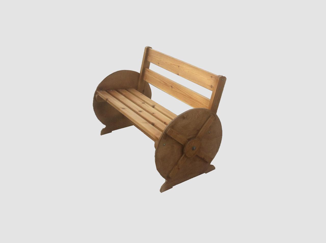 Παγκάκι με ρόδες – Κωδ. : 16-12