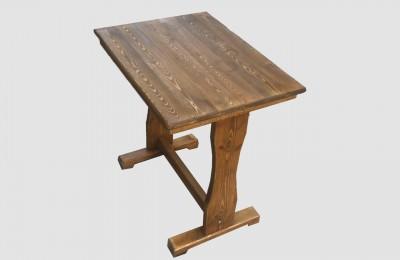 Ξύλινο χειροποίητο τραπέζι – Κωδ. : 16-11